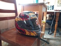 Shoei Qwest in Yucca Valley, California