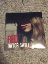 Taylor Swift: Red Record Album in St. Charles, Illinois