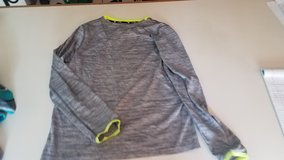 MTA Large 12-14 Long Sleeve Gray Shirt in Chicago, Illinois