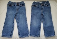 Boys Children's Place Straight-Legged Jeans, Size 2T in Clarksville, Tennessee