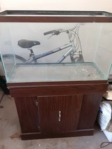 30 gal aquarium with stand in Yorkville, Illinois