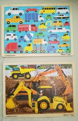 Melissa and Doug Wood Puzzles in Clarksville, Tennessee
