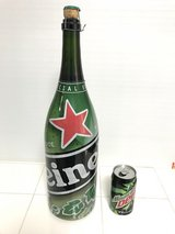 Large Display Bottle, collectable item,18 inches tall, in Okinawa, Japan