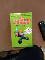 The Gameknight999 vs Herobrine box set in Fort Campbell, Kentucky