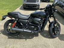 2017 Harley Street Rod 750A in Fort Knox, Kentucky