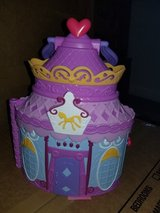 2014 My Little Pony Purple Castle Carry Case Toy in Ramstein, Germany