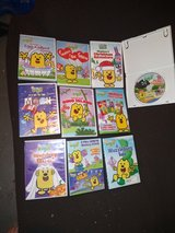 Wow Wow Wubbzy dvds in Fort Campbell, Kentucky