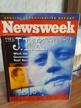 Newsweek The JFK Cover-up in Ramstein, Germany
