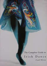 Book 'The complete guide to Irish dance' in Okinawa, Japan