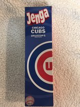 Chicago Cubs Jenga in Plainfield, Illinois