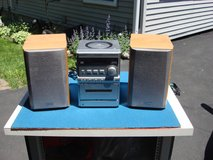 AIWA CD/AM/FM/CASSETTE STERIO SYSTEM in St. Charles, Illinois