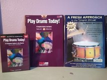 Learn drums books in Kingwood, Texas