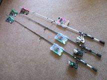 NEW SouthBend Rod Reel Tackle Kit - Ready to Fish in Naperville, Illinois