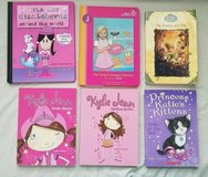 Girls Book Lot (2 Harcover/4 Paperbacks) in Clarksville, Tennessee