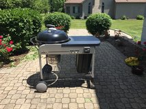 Weber performer grill in Naperville, Illinois