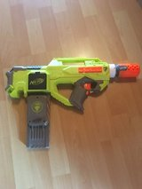 "Nerf N-Strike Light it up series ""Rayven CS-18"" in Ramstein, Germany"