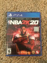NBA2k20 (New)Played once in Travis AFB, California