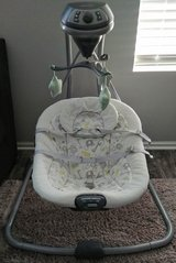 Graco Baby swing used in Plainfield, Illinois