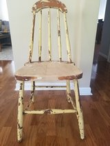 Farmhouse rustic made chair in Schaumburg, Illinois