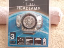 Police Security 11 LED Headlamp in Naperville, Illinois