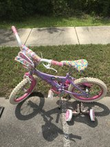 Shopkins Bicycle with Training Wheels in Camp Lejeune, North Carolina