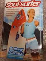Soul Surfer Book Autograph in Ramstein, Germany