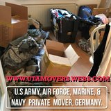 MOVING RELOCATION PICK UP AND DELIVERY TRANSPORTATION in Ramstein, Germany