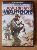 DVD (American Warrior) in Wiesbaden, GE