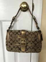 Authentic Coach Purse in Camp Lejeune, North Carolina