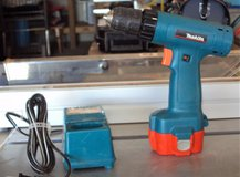 Makita drill with charger in Alamogordo, New Mexico