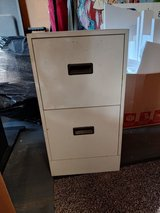 2 Drawer Metal Filing Cabinet in Naperville, Illinois