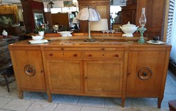 gorgeous Luxembourgish Art Deco credenza in Stuttgart, GE