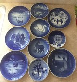 10 Royal Copenhagen / Copenhagen Porcelain Bing and Grondahl in 29 Palms, California
