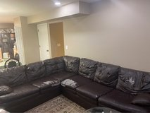 free sectional sofa/ couch in Naperville, Illinois