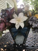 Stained Glass Vase in Chicago, Illinois