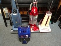 Vacuum Cleaners in Naperville, Illinois