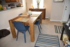 dining set and buffet table in Kansas City, Missouri
