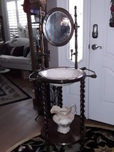 Vintage Sink Bowl Stand in Travis AFB, California