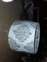 Lampshade - White/Gold in Travis AFB, California