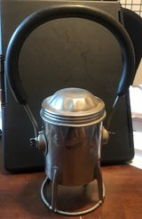 Railroad lantern, Conger Lantern Co. Metal Battery Powered in Cleveland, Texas