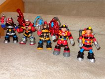 Rescue Heroes Figures Vintage 2000 in Plainfield, Illinois
