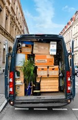 TRASH LOCAL MOVING PCS/PICK UP & DELIVERY/ YARD 015237605502 in Ramstein, Germany