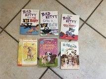 3 Bad Kitty and 5 other books in Stuttgart, GE