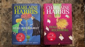 (HARDCOVER) Sookie Stackhouse Books in Clarksville, Tennessee