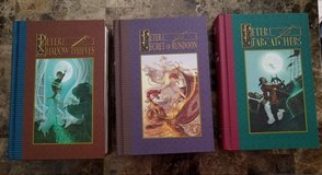 (HARDCOVER) 3 Peter Pan Adventure Books in Clarksville, Tennessee
