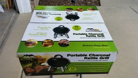 "14"" Portable Grill in Yorkville, Illinois"
