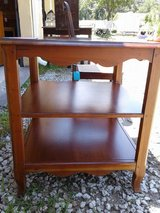 Multi Use 3 Shelf Table #1326-2597 in Camp Lejeune, North Carolina