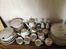 24 beautiful China set with the works-excellent condition in Stuttgart, GE