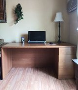 PRICE REDUCTION!!! Quality Hon Executive Desk! VERY sturdy & HEAVY! in Naperville, Illinois