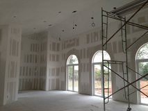 Drywall work and Repairs in Conroe, Texas
